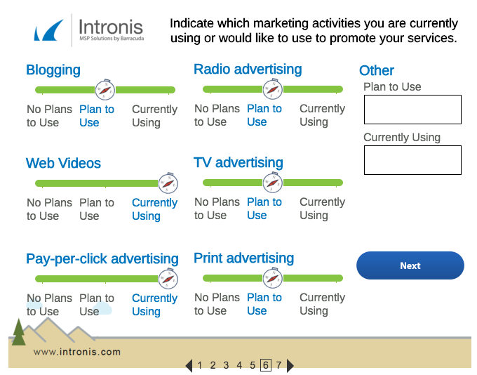marketing segmentation example