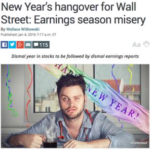New year seasonal content